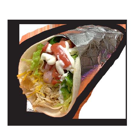 Image of a Burrito